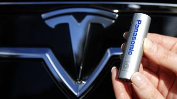A Panasonic eladta az összes Tesla-részvényét