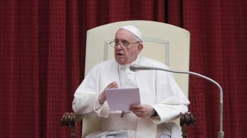 A bevándorlásról tárgyalt Ferenc pápával az Európai Parlament elnöke