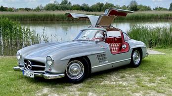 Ez az a Mercedes, ami legyűrte a világot