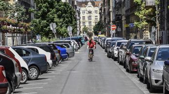 Még kevesebb lehet a parkolóhely Budapesten