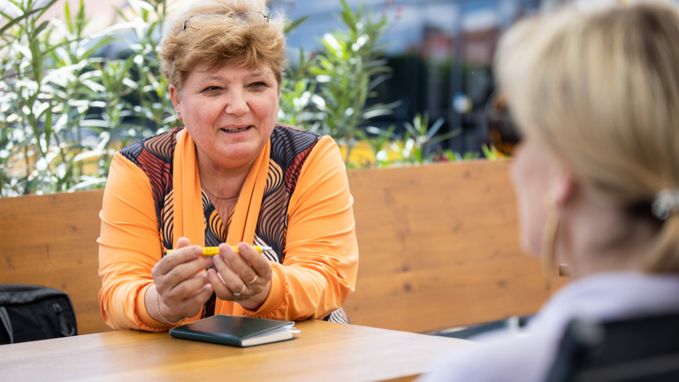 Pártai Lucia: Aki tíz napon túl jósol, egyéb galádságokra is képes