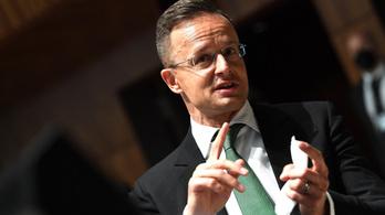 Szijjártó Péter: Globális támadás indult Magyarország ellen