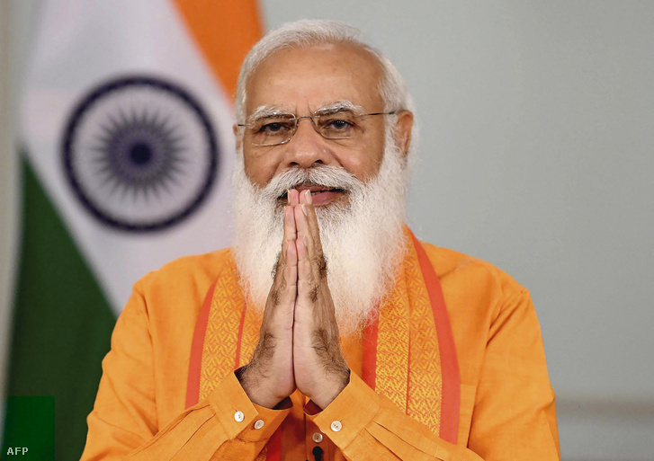Narendra Modi indiai miniszterelnök