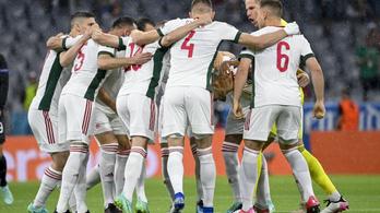 Még egy rekordot megdöntött a magyar válogatott