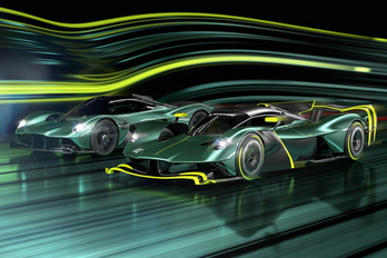 Valkyrie AMR Pro: ez eddig a legdurvább Aston