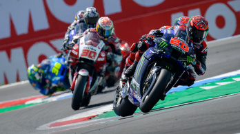 Hivatalos: itt a MotoGP előzetes versenynaptára