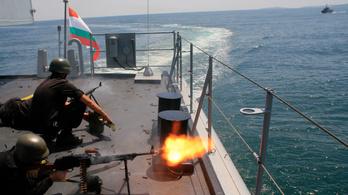 Közös hadgyakorlatot tartanak az ukránok és az amerikaiak a Fekete-tengeren