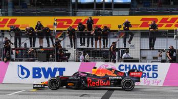 Megértük, hogy egy Red Bull teszi unalmassá a versenyt!