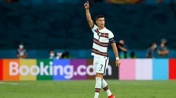 Hiába a kiesés, Ronaldo büszke a csapatra