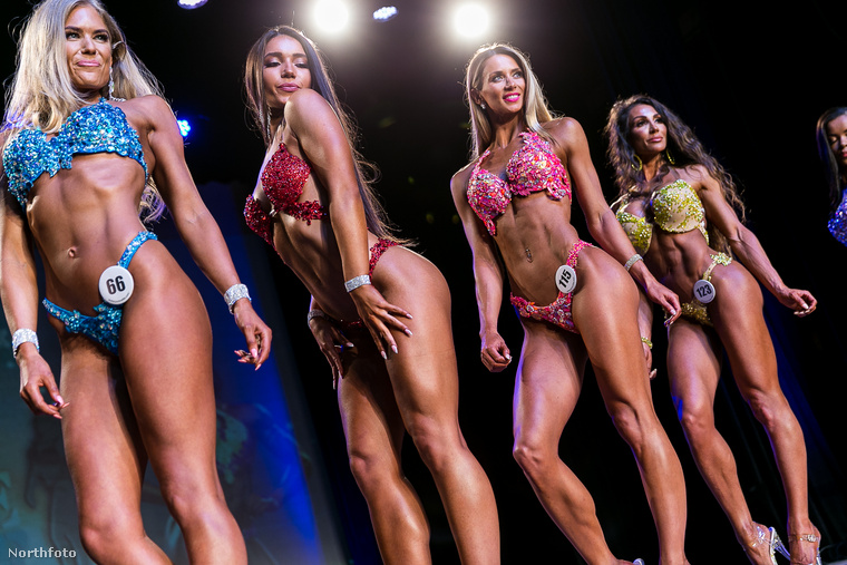 A verseny neve az volt, hogy Pure Elite UK,Margate-ben rendezték, és Tank nyerte meg a bikinis kategóriát, valamint ő lett a professzionális női versenyzők közül összetettben a győztes is.