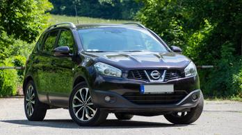 Használtteszt: Nissan Qashqai 1.5 dCi – 2010.