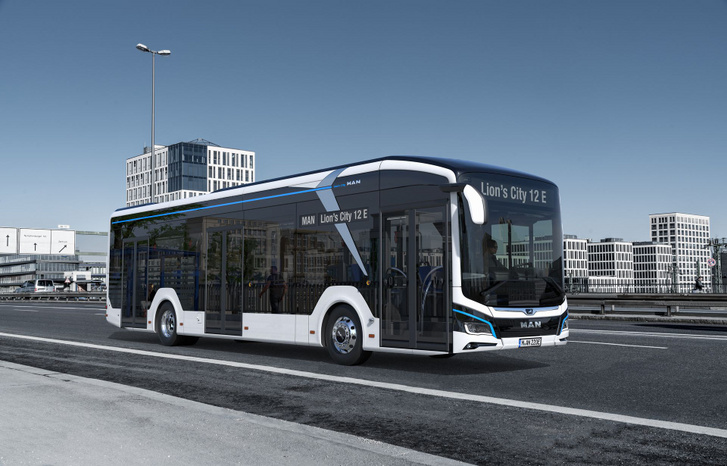 A gyönyörű MAN Lion's City 12E a legjobban átgondolt konstrukció a ZBP program buszai között. Vajon lesz esélye?