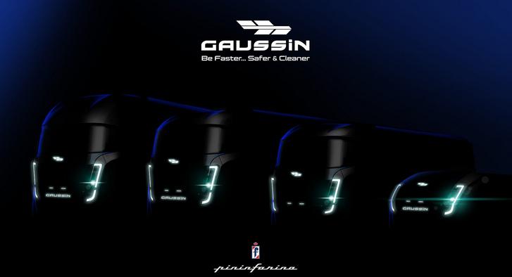 gaussin trucks
