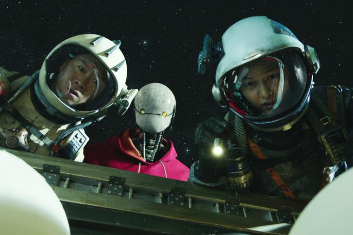 Űrsepregetők
