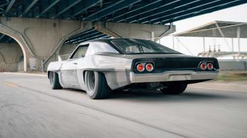 Dom Toretto középmotoros Chargerét szabadítja a világra a SpeedKore
