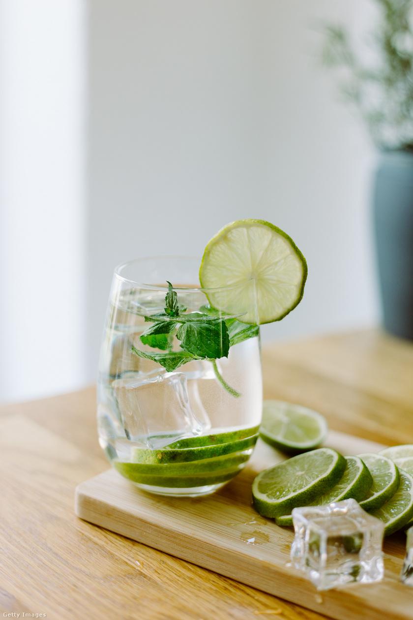 A lime borsmentával kombinálva nemcsak frissítőként válik be, de hatóanyagainak köszönhetően az anyagcsere-folyamatokat és az emésztést is támogatja. Némi C-vitamint és antioxidánst is tartalmaz. Enyhe étvágycsökkentő hatással is bír.