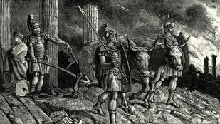 Rosszul tudtad: a római seregek sohasem szórták be sóval Karthágó városát