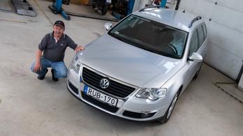 MűhelyPRN: Volkswagen Passat B6 – 2009.