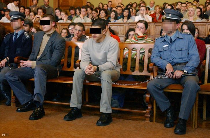 Életfogytiglani börtönbüntetésre ítélte a Fővárosi Bíróság elsőfokú ítéletében Soproni Ágnes művésznő meggyilkolásának ügyében Lázár Zsolt elsőrendű vádlottat és az áldozat fiát, Petróczi András másodrendű vádlottat mint felbujtót 2002. március 28-án