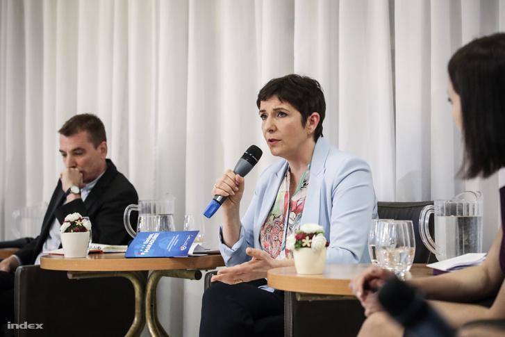 Dobrev Klára (DK) 2019. április 24-én