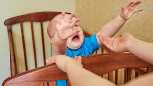 Anya nélkül sehova: így kezeld a gyerekkori szeparációs szorongást