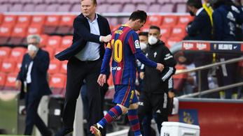 Lionel Messi már nem a Barcelona játékosa