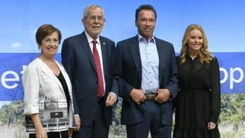 Arnold Schwarzenegger és Jane Goodall is részt vesz az osztrák klímacsúcson
