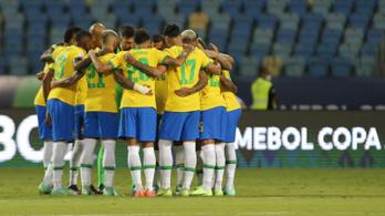 Furcsa dolog miatt támadják a melegek a brazil válogatottat