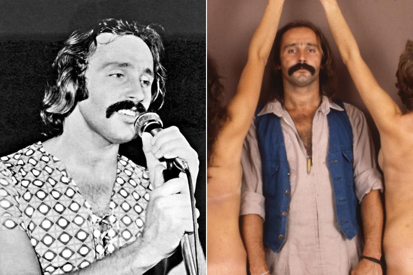 Pataky Attila a '70-es években dús bajuszt viselt, a zenekar 1979-ben készült, provokatív csoportfotóján is arcszőrzettel látható.