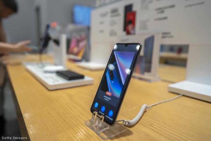 Xiaomi 9 mobiltelefon