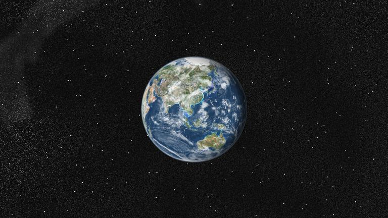 Miért látjuk feketének a világűrt?
