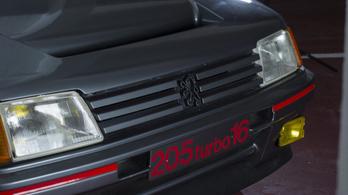 Ha nincs 160 milliód a bankban, meg se nézheted ezt a Peugeot-t