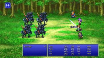 Felújítják az első hat Final Fantasyt, mobilra is jön az első három