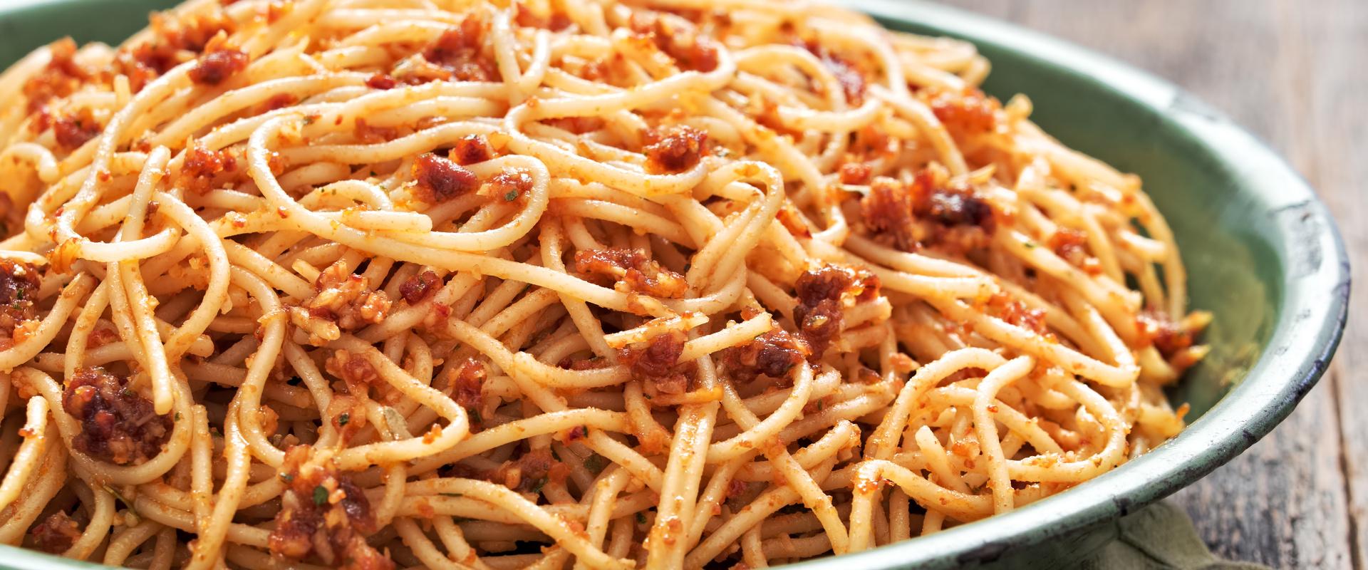 szicíliai spagetti cover
