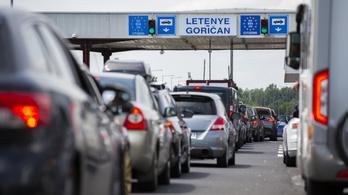 A csütörtöki káosz után normalizálódni látszik a helyzet a horvát–magyar határon