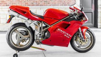 Most megveheted a sportmotorok Ferrariját