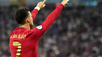Félmilliárdért posztol Cristiano Ronaldo