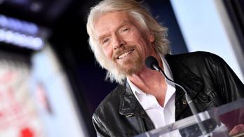 Richard Branson beelőzné Jeff Bezost az űrben