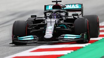 Szoros a harc a Mercedes és a Red Bull között