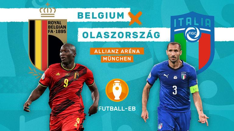 Ez lenne az előrehozott döntő? Belgium–Olaszország