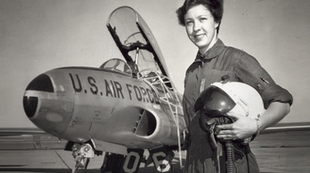 A 82 éves űrhajós hölgy nem kezdő a pályán
