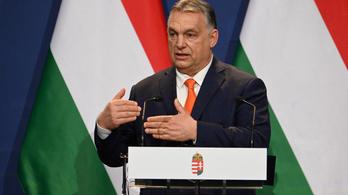 Orbán Viktor: A baj már itt van
