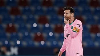 Túllicitálták a Barcelona ajánlatát Messiért