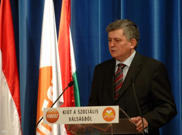 Gógl Árpád 2007-ben