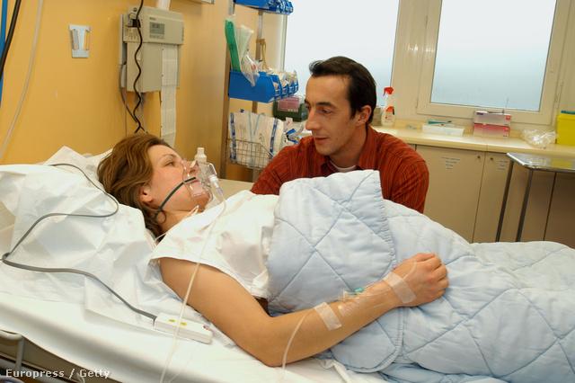 A kórházban sem volt fényképezőgép, igazából ez is egy illusztráció!