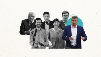 Jakab Péter, az ellenzéki akcióhős: így lett a történelemtanárból miniszterelnök-jelölt