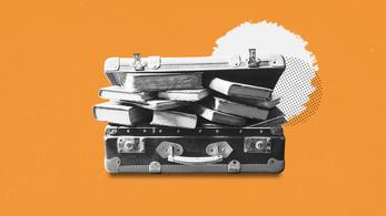 Kofferirodalom – mit olvassunk nyaralás közben?