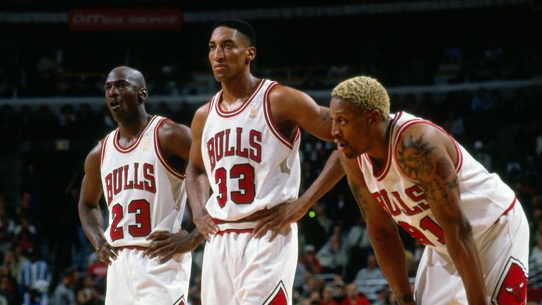 Pippen gyógyszere elgurult, páros lábbal becsúszott Jordannek és Phil Jacksonnak