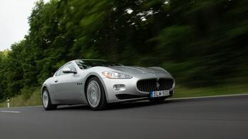 Joy of Driving: Maserati GranTurismo - 2008.