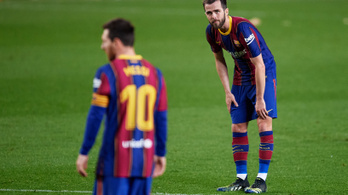 Nagytakarításba kezdhet a Barca, hogy legyen pénze Messire
